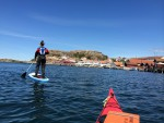 Test av Stand Up paddleboard